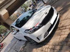 Bán ô tô Kia Cerato đời 2017, màu trắng còn mới