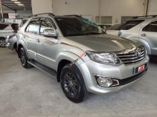 Cần bán Toyota Fortuner 2.7V năm sản xuất 2013, màu bạc, 670tr