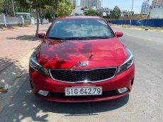 Cần bán gấp Kia Cerato 1.6AT 2018, màu đỏ, 565tr