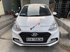 Cần bán lại xe Hyundai Grand i10 đời 2019, màu trắng