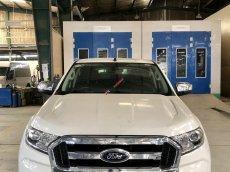 Bán ô tô Ford Ranger năm 2016, màu trắng, xe nhập, giá 549tr