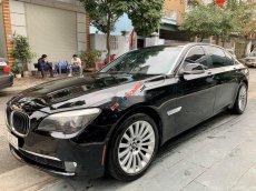 Bán xe BMW 750Li đời 2010, màu đen, nhập khẩu