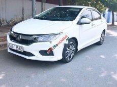 Bán xe Honda City sản xuất 2017, màu trắng như mới
