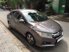 Cần bán Honda City sản xuất 2016, màu xám