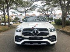 Bán Mercedes GLE 450 4matic sản xuất năm 2019, màu trắng, odo 1.500km
