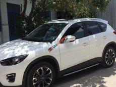 Bán Mazda CX 5 năm sản xuất 2017, màu trắng, nhập khẩu nguyên chiếc chính chủ, giá tốt