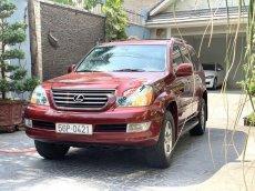 Bán Lexus GX 470 năm sản xuất 2008, nhập khẩu xe gia đình