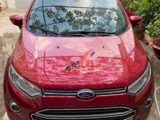 Cần bán xe Ford EcoSport sản xuất năm 2015, màu đỏ
