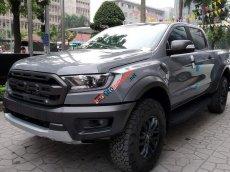 Bán xe Ford Ranger Raptor năm 2020, màu xám, xe nhập