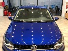 Bán Volkswagen Polo đời 2020, màu xanh lam, nhập khẩu, giá chỉ 695 triệu