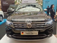 Cần bán xe Volkswagen Tiguan sản xuất 2019, màu đen, nhập khẩu nguyên chiếc