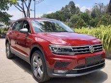 Cần bán Volkswagen Tiguan đời 2019, màu đỏ, xe nhập