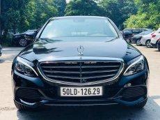 Cần bán lại xe Mercedes năm 2018, màu đen, như mới