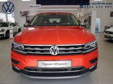 Tiguan Allspace Luxury giảm 90 triệu khi mua xe trong tháng 07