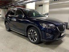 Mazda CX5 2017 chạy 26 ngàn máy 2.5 siêu mới, biển số Sài Gòn