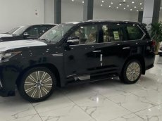 Cần bán xe Lexus LX 570 Super Sport năm 2020, màu đen, nhập khẩu chính hãng