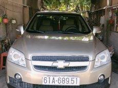 Bán ô tô Chevrolet Captiva đời 2008, màu bạc, chính chủ, giá 285tr