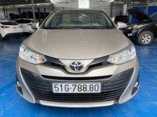 Bán xe Toyota Vios E 2018, giá 485tr