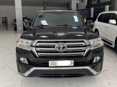 Bán Toyota Land Cruiser 5.7 năm 2016, màu đen, nhập khẩu