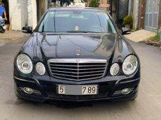 Mình cần bán Mercedes E200 tự động 2008, màu đen, cực sang trọng