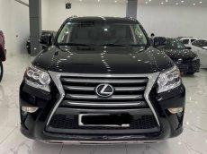 Cần bán gấp Lexus GX460 2014, màu đen, xe nhập, như mới