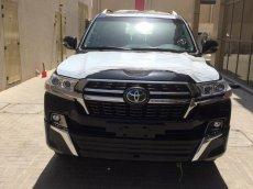 Bán ô tô Toyota Land Cruiser VXS 5.7 MBS đời 2021, màu đen, nhập khẩu chính hãng