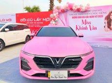 Vinfast Lux A Sedan, hỗ trợ vay 90% giá trị xe