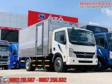 Xe tải Nissan NS200 1.9 tấn thùng dài 4.3 - Xe tải Nissan NS 350 3.5t