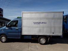 Xe tải KEN BO thùng kín 900kg. Hỗ trợ trả góp 80% nhận xe ngay