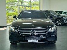 Mercedes-Benz E180 2020, Màu đen, nội thất Nâu siêu lướt..giá tốt