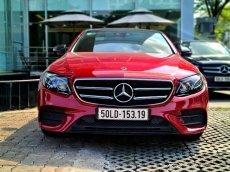Mercedes-Benz E300 2020, Màu Đỏ duy nhất..Chính Hãng