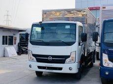 Xe tải NISSAN thùng kín 3T5 trả trước 120tr giao xe ngay.Hỗ trợ trả góp lên đến 80%