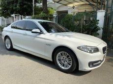 Bán xe BMW 520 màu trắng, sx 2016 như mới