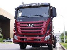 Cần bán Hyundai đầu kéo xcient màu đỏ, nhập khẩu