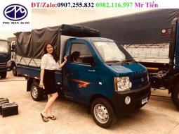 Bán xe tải nhẹ Dongben 810kg thùng mui bạt tại công ty ô tô Phú Mẫn