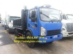 Bán xe ben Dongfeng 5.7 tấn/5,7 tấn/6 tấn 1 cầu thùng ben 5 khối