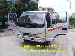 Đại lý kinh doanh xe tải Jac 4T9 – 4.9 tấn thùng dài 4.3m giá rẻ