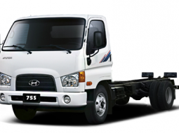 Bán xe Hyundai Mighty 75S-3.5T euro4 đời 2020