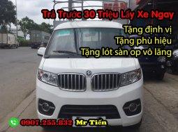 Xe tải Dongben 1 tấn 25 đời 2018, bán trả góp