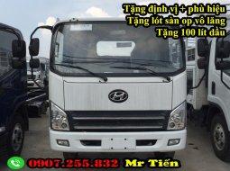 Xe tải FAW 8 tấn thùng dài 6 mét 2