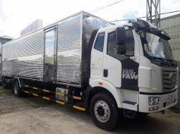 Xe tải Faw 7 tấn 2 thùng kín - Xe Faw thùng siêu dài 9.7m đời 2019
