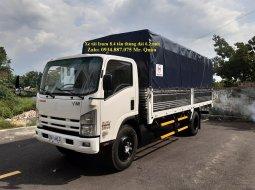 Bán xe tải Isuzu 8T4 thùng dài 6.2m, trả trước 200tr nhận xe ngay