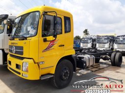 Báo giá xe tải Dongfeng B180 8 tấn thùng 9m5, 9 tấn thùng 7m5