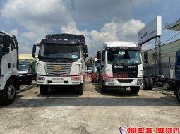 Xe tải Faw 9 tấn thùng dài 8 mét tại Bình Dương