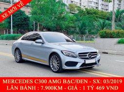 Cần bán Mercedes AMG sản xuất 2019, màu bạc