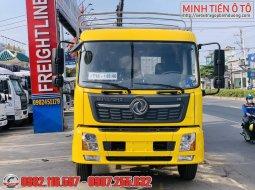 Xe tải Dongfeng 8 tấn - xe tải 8 tấn thùng chở bao bì - bán trả góp xe Dongfeng 8 tấn thùng 9.5 mét