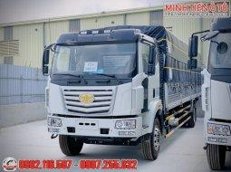 Xe tải Faw 8 tấn - xe tải 8 tấn thùng chở bao bì - bán trả góp xe Faw 8 tấn thùng 9.7 mét