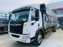 xe tải faw 9t thùng dài 8m2 chở  bao bì pet giá thanh lý