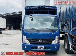 Xe tải 1t9 thùng dài 4.3M động cơ Nissan - bán trả góp - đưa trước 120 tr có xe ngay