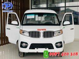 GIá Xe tải Van SRM X30 V5-5 chỗ chỉ cần trả trước 89tr nhận xe ngay